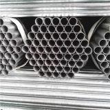 Tubos galvanizados sumergidos calientes estándar del soldado enrollado en el ejército de BS1139 BS1387