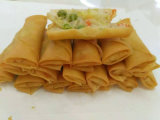 Halal Brc Certifacte에 의하여 어는 상자와 판지의 포장에 있는 20g/Piece 봄 Rolls