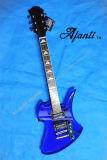 Guitarra elétrica acrílica de /LED da guitarra de cristal transparente de Afanti (AAG-010)