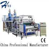 Machine à grande vitesse de film de bâti de HDPE de LDPE de PE