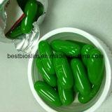 美しく細いボディBsb自然な細くの緑のSoftgel