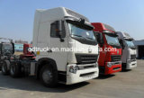 Caminhão da cabeça do trator de SINOTRUK HOWO A7 6X4