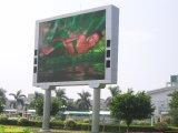 Schermo esterno di alta luminosità LED di progetto di governo di P6s Skymax
