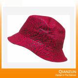 あなた自身のデザイン帽子のバケツの帽子を作りなさい