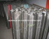 Tissu de fil d'acier inoxydable (SS304, 304L, 316, 316L)