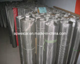 Ткань провода нержавеющей стали (SS304, 304L, 316, 316L)