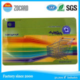 카드 또는 충절 카드 또는 회원증을 인쇄하는 플라스틱 PVC