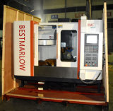 Fresatrice di CNC di Vmc650L per la fabbricazione delle rotelle di automobile