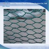 Rete metallica esagonale per la recinzione dello scopo
