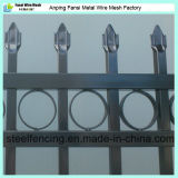 Cerca galvanizada fábrica FO EUA do ferro feito do falso de China