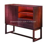 Gabinete Home da madeira contínua da mobília
