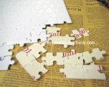 Precio al por mayor en blanco rompecabezas de papel