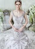 Кристаллы свадебное платье бальное платье Свадебное платье LD11534