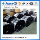 En853 1sn flexibler Gummischlauch-hydraulischer Schlauch-Hochdruck