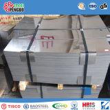Blatt des Edelstahl-201 202 304 316 409 410 mit SGS-ISO