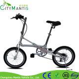 Geschwindigkeits-städtische austauschende faltende Fahrräder des Stahlspant-7