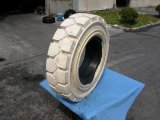 Pneumatic Shaped Solid Tire for Forklift 16X6-8