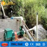 낮은 맨 위 수력 전기 물 터빈 3kw 발전기