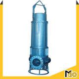 55kw centrifugaalPomp Met duikvermogen voor het Uitbaggeren van het Zand van de Rivier