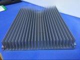Fabrikant van Heatsink van het Profiel van het Aluminium van China de Douane Uitgedreven