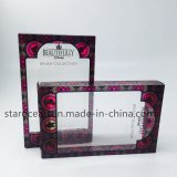 Пластичная косметическая коробка для упаковывать маски