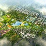 チーニンの都市計画外部の建築レンダリングのプロジェクト