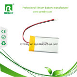 pack batterie de polymère de 800mAh 3.7V 503450 Li pour les produits électroniques