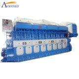 600HP baixo - motor Diesel marinho da velocidade para navios de recipiente