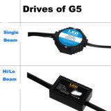 Premières ventes ! Nécessaire de phare de lumière de tête de véhicule de DEL pour H4 automatique H7 H8 H9 H11 9004