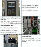 중국 CNC 전류를 고주파로 변환시키는 칼 진동 공구를 가진 가죽 절단기
