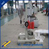 Ligne de production de matériel de lutte contre l'incendie de machine de remplissage d'extincteur de soupape de qualité