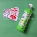 Ярлык Shrink жары PVC для бутылки минеральной вода