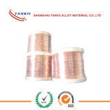 Qualidade confiável, fio de liga de cobre e resistência ao níquel