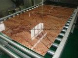 Linha plástica da máquina da folha do PVC da folha automática do mármore do produto novo