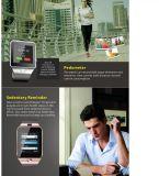 Reloj elegante DZ 09, reloj elegante de Gv08 Gv18 Dz09 Bluetooth, teléfono elegante del reloj de Dz09 Bluetooth