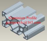 40m m * 40m m 80mm* 80 milímetros sacaron perfil de aluminio industrial para la industria