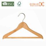Gancho de madeira para crianças (MC012) para roupa
