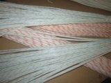 2715 섬유유리 소매를 다는 것은 폴리 염화 비닐 수지로 입혔다