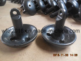 Marine Boat Cast Iron Mushroom Anchor with PE Coated