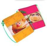 Sac de poussière estampé de couverture de cordon de tissu pour des sacs à main et des vêtements de chaussure