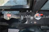 800 Kgの高品質CS908のセリウムが付いている小型車輪のローダー