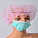 Maschera di protezione non tessuta automatica della tessile dei pp che fa macchina
