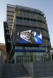 P8s 풀 컬러 옥외 방수 좋은 가격 정부 프로젝트 큰 전망 각 발광 다이오드 표시