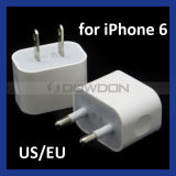 5V 2A EU wir Plug WS Home Wall Charger für iPhone 6 USB Power Adapter