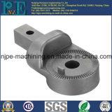 Часть машинного оборудования алюминиевой отливки высокого качества OEM