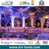 屋外のイベントのための贅沢な透過玄関ひさし、結婚式のための明確なテント