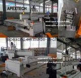 Möbel-Produktion hölzerne CNC-Prozessmaschine mit Cer 1325-4 Spindeln
