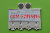 Taper à K-1 10*6.5cm la carte matérielle magnétique d'entrepôt de carte mémoire de carte avec des numéros
