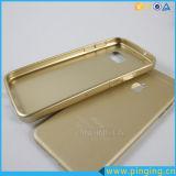 Maak het MetaalGeval van de Telefoon van de Verf TPU voor Samsung S4 Mini/S5/S6/S7 dik