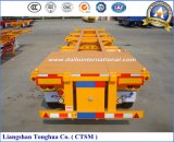 Utilitario 40FT Container Skeleton Semi Truck Trailer